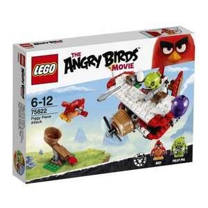 LEGO Angry Birds Piggy Plane Attack £7.99 Delivered @ Argos-Ebay Outlet