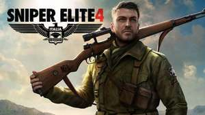 [PC] Sniper Elite 4 £17 (green man gaming)