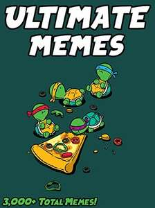 MEMES: Ultimate Memes & Jokes 2017 – Memes of July Book 7 – Funniest Memes on the Planet [Free 3295 pages Kindle Book]
