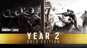 Rainbow Six Siege Year 2 Gold Edition £35 100 uplay points then is £28 @ ubisoft