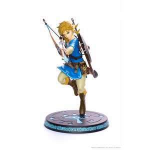 The Legend of Zelda Breath of the Wild Archer Link PVC Statue £49.99 @ 365games