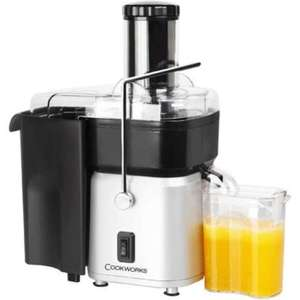 Cookworks whole fruit juicer £19.99 at Argos, low stock