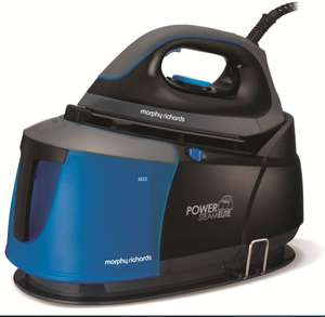 Morphy richards auto clean steam generator 332002 £101.99 with code ALL15 @ Morphy Richards