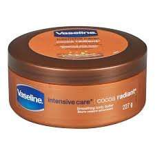 VASELINE INTENSIVE CARE COCOA RADIANT BODY BUTTER £2.69 instore @ Superdrug