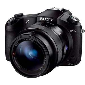 Sony RX10 Digital Camera (£450 with cashback) @ Jessops