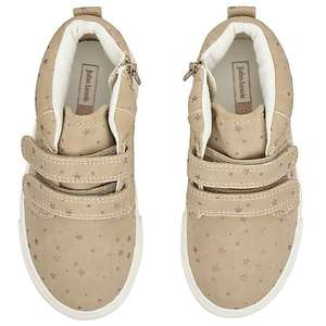 Children shoes at John Lewis for £4.50 (£2 click & collect)