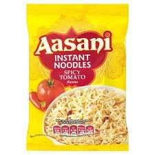 Asani instant noodles 6 for £1 @ Tesco