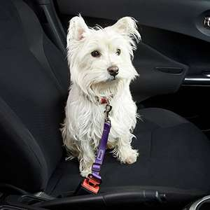 Bunty Dog / Cat Safty Travel Seat Belt From £2.49 + Free Delivery @ Amazon