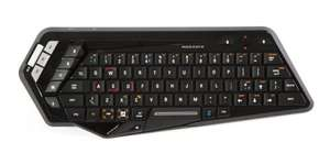 Mad Catz Strike M Bluetooth Keyboard + Case + Tablet/Phone Stand £12.88 @ Ebuyer
