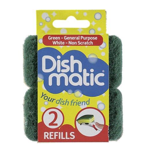 50% off dish sponge scrub refill 50p @ Wilko