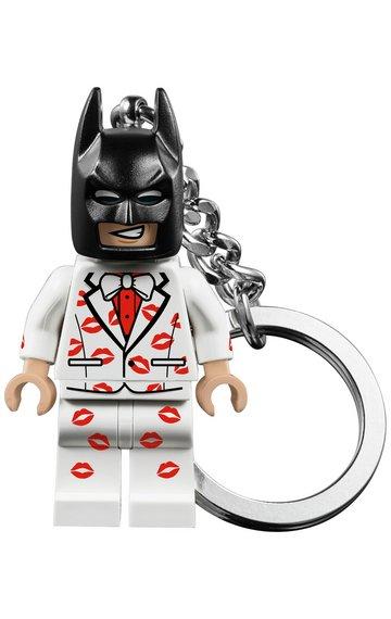 Free Lego Batman keyring when you spend £15 on Lego @ Argos