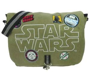 Star Wars Messenger Bag now £11.99 @ Argos