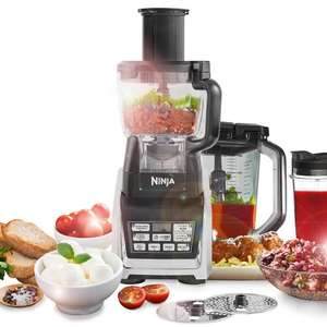 Nutri Ninja Complete Kitchen System with Nutri Ninja 1500W - BL682 (With Chute) £114.99 Sold by Ninja UK and Fulfilled by Amazon