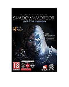 [Steam] Middle-earth: Shadow of Mordor GOTY - £2.72 - Greenman Gaming