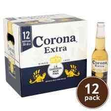 Corona 24 x 330ml for £20 @ Tesco (83p each)