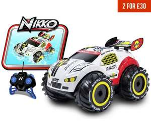 Nano Vaporizr 2 Radio Controlled Car £19.99 or 2 for £30 at Argos