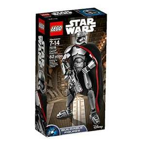 Lego Star Wars Captain Phasma 75118  £9.98 prime / £13.97 non prime @ Amazon