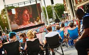 Free Films Outdoors in Watford from 28th July to 28th August