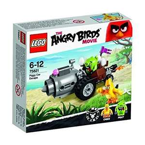 LEGO 75821 Angry Birds Piggy Car Escape £5.98 @Amazon/Toys R Us