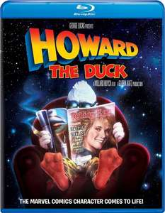 Howard the Duck Blu Ray (Region Free) £5.54 @ WOWHD