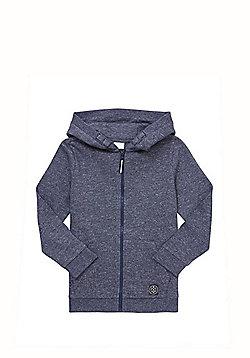 Tesco F&F Marl Zip-Through Boys Hoodie £1 - probably glitch
