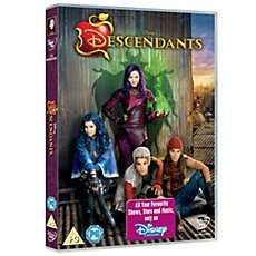 Sale on Disney DVDs on Disney Store i.e. Descendants
