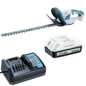 MAKITA UH522DZ 18v G Series 52cm Hedge Trimmer w/ 18v battery & charger £95.98 @ worldofpower.co.uk
