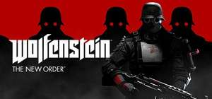 Wolfenstein: The New Order £3.11 / The Old Blood £2.99 (PC - Steam) @ Gamersgate