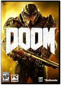 DOOM (PC Digital Download) for £9.99 at WinGameStore