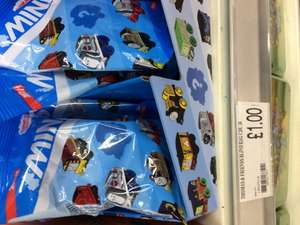 Thomas the tank engine minis - £1 @ Poundworld