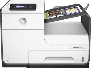 HP Pagewide 352dw - £66 after cashback -  Box