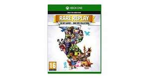 Rare replay used xb1 - £8 (instore or + £2.50 P&P) @ CEX