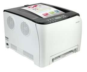 Ricoh Aficio SP C250DNW A4 Wireless Colour Laser Printer - 2 Year Warranty - £49.98  Ebuyer