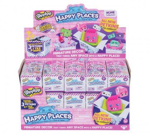 Shopkins Happy Places Series 2 Surprise Delivery Pack @ Argos - £1.49