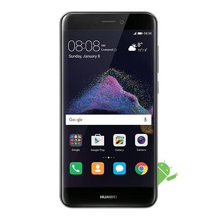 Huawei P8 lite (2017) Black. EE PAYG for £129.99 @ EE