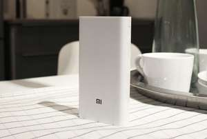 Original Xiaomi Power Bank 2 20000mAh w/ Quick Charge £16.98 Delivered w/ code @ Gearbest