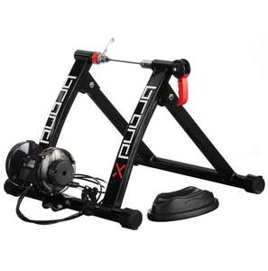 Brand-X TT-01 Magnetic Turbo Trainer incl Riser £44.99 @ CRC (Or get 2 for £80 - see post!)