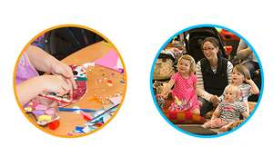Family Saturdays at Wales Millennium Centre