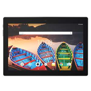 "Lenovo Tab 3 10 Plus Tablet, Android, Wi-Fi, 2GB RAM, 16GB, 10.1"" Full HD £149.99 @ John lewis"