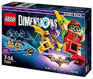 Lego Dimensions Batman Movie Story Pack £14.62 +delivery (£18.86 in total) @ Amazon fr