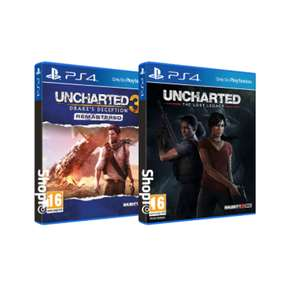 Uncharted: The Lost Legacy PLUS Uncharted 1, 2 OR 3 Remastered + Jak and Daxter: The Precursor Legacy - £29.86 - Shopto