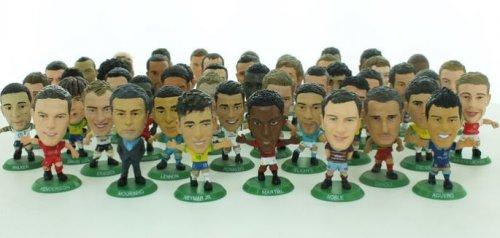 SoccerStarz 50-Piece Blister Pack Bundle- £14.99 + £1.99 postage at Groupon