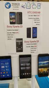 Tesco Mobile Phone Clearance @ Tesco Stalybridge