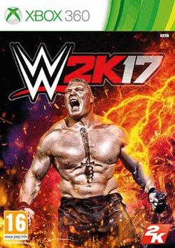 WWE 2K17 Xbox 360 £13.99 @ Game