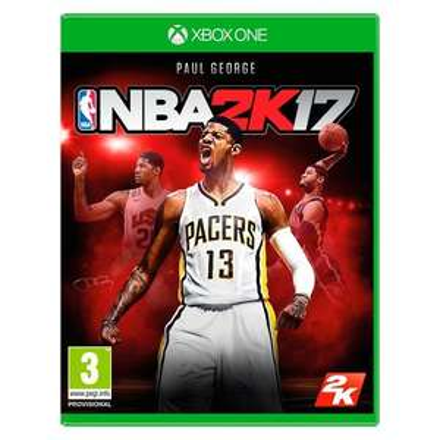 NBA 2K17 Xbox One/PS4 £19.99 @ Smyths