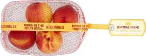 Suntrail Farms Ripen at Home Nectarines (4) ONLY 49p @ Tesco