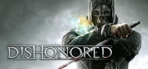 Dishonored (Steam Key), 80% off, now £1.63 @ GamersGate