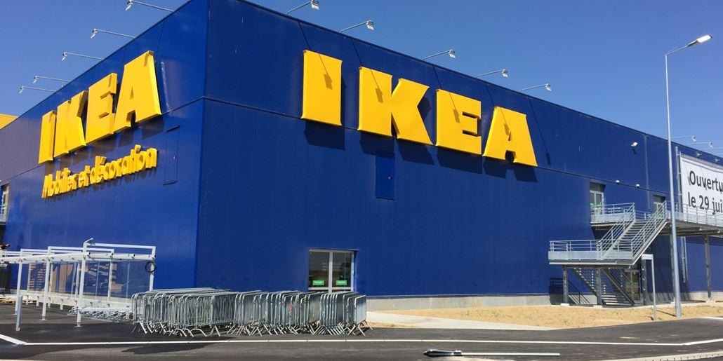 Free IKEA spare parts
