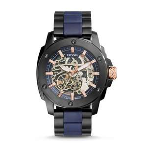 Men's Fossil Modern Machine Watch - Automatic £128.80 @ Fossil UK