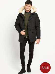 River Island Hooded Parka - £40 from £80 @ Very
